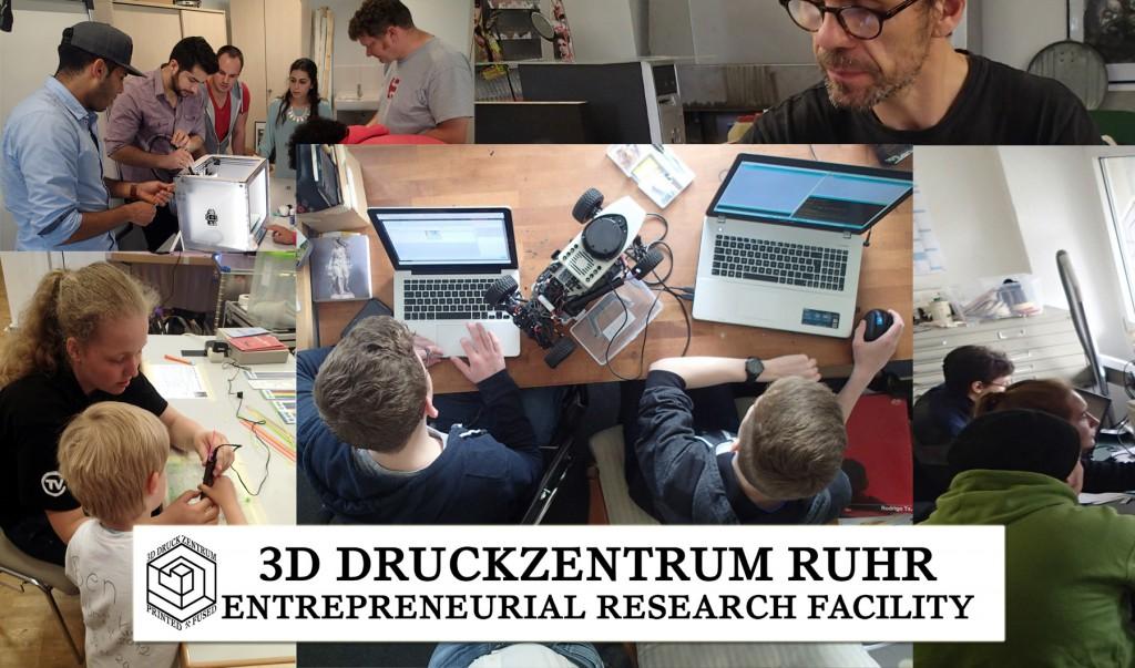 3D DRUCKZENTRUM RUHR